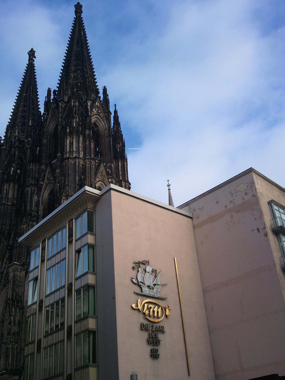 Köln, Dom & 4711