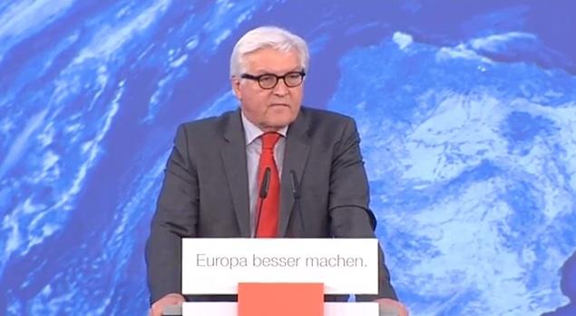 Frank-Walter Steinmeier 2014