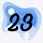 Adventskalender 2019 - 23. Türchen