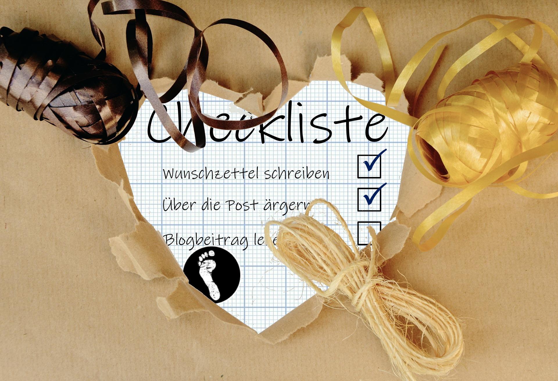 Die ultimative Checkliste: Last-Minute-Erledigungen vor Heilig Abend