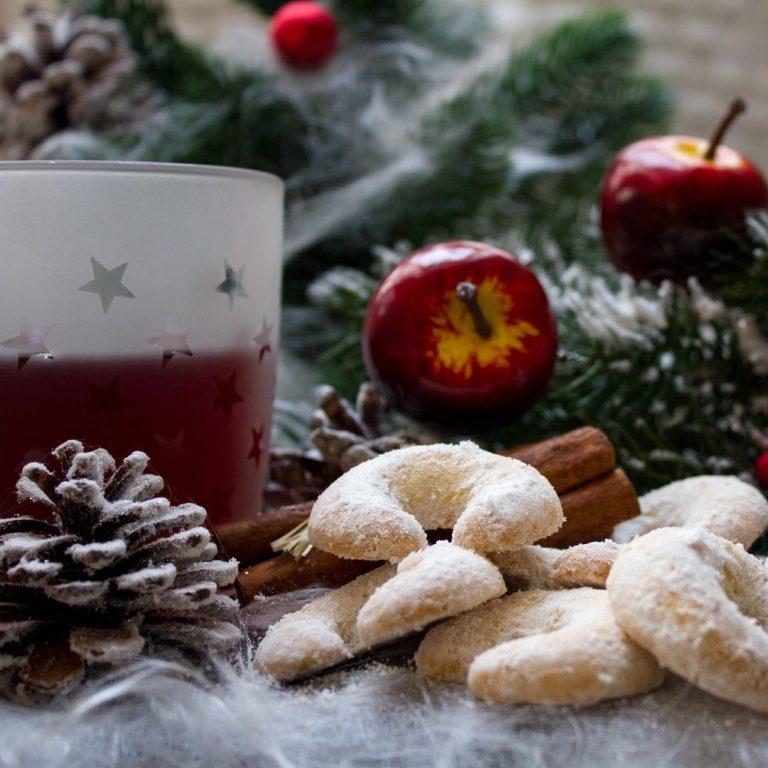 Top-Weihnachtsgetränk: Glühwein