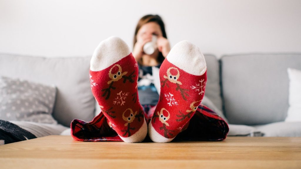 Christmas Socks - Das perfekte Weihnachtsoutfit?