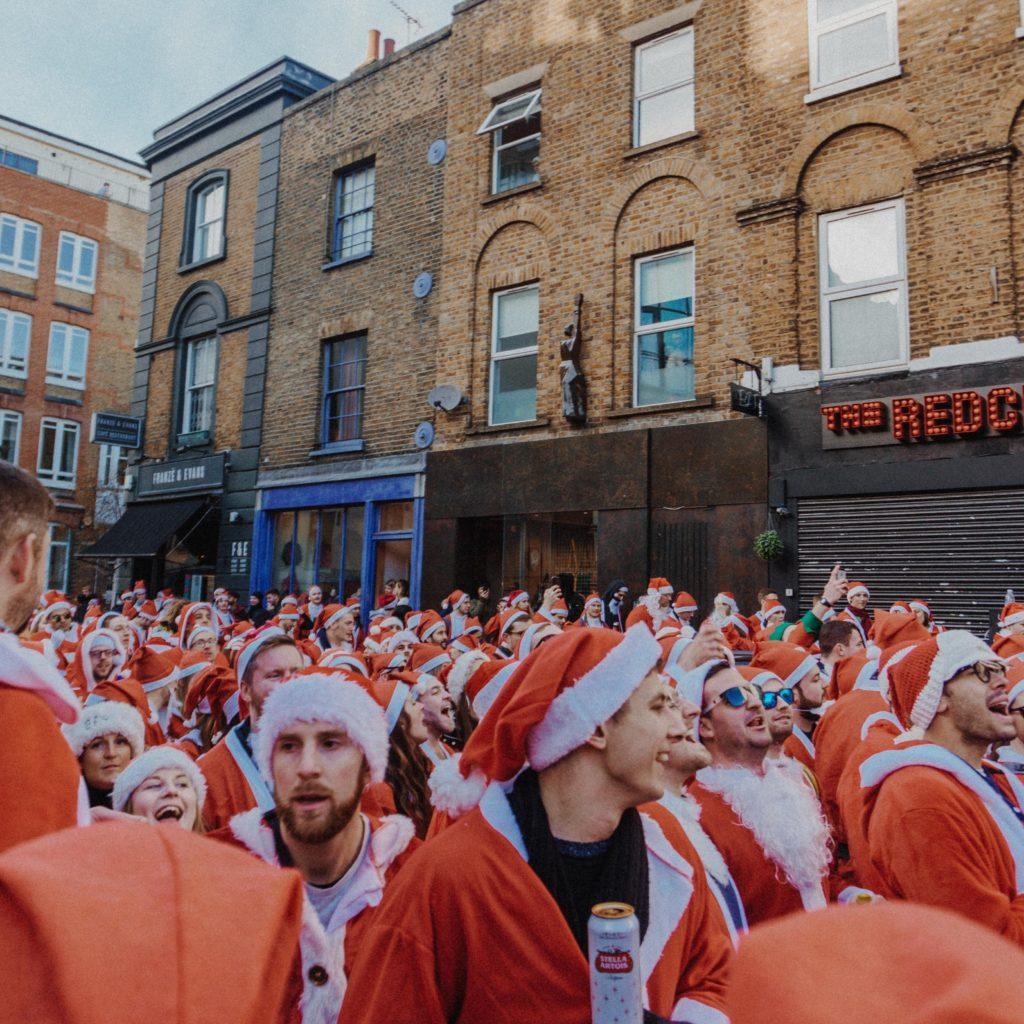 Tradition Weihnachtsfrühshoppen