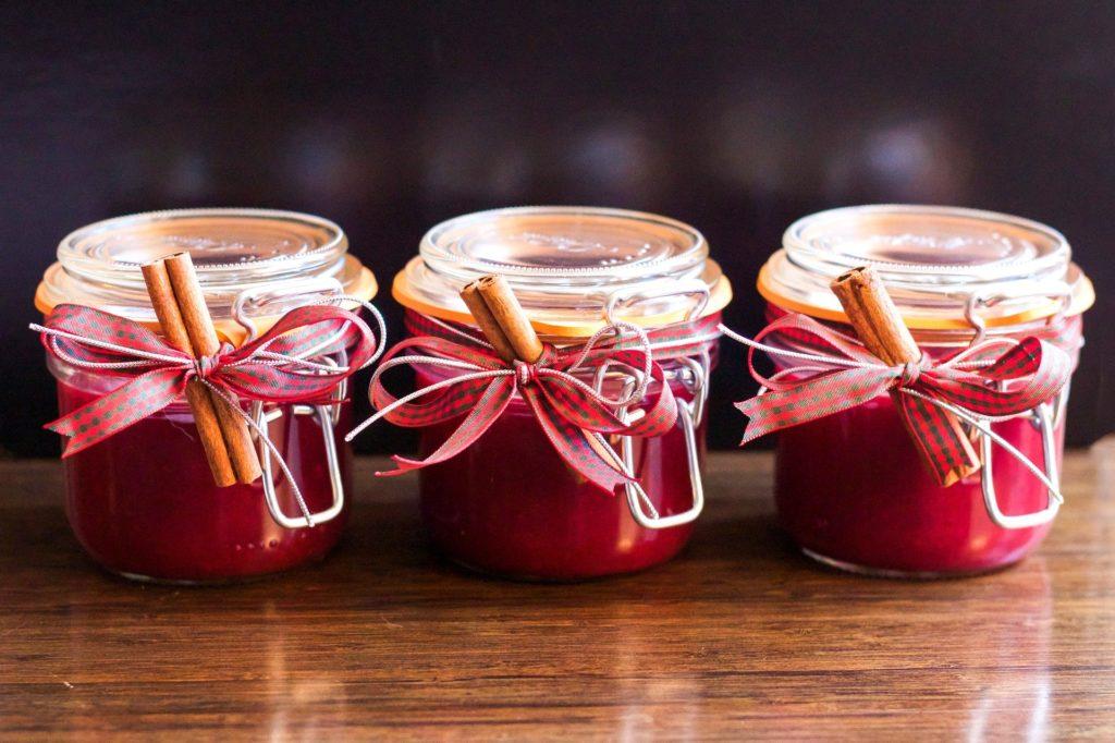 Marmelade als Geschenk