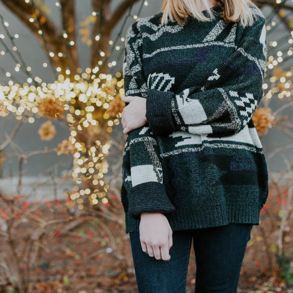 Pullover - Das perfekte Weihnachtsoutfit?