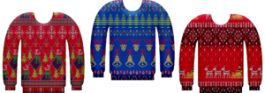 Ugly Christmas Sweater - das perfekte Weihnachtsoutfit?