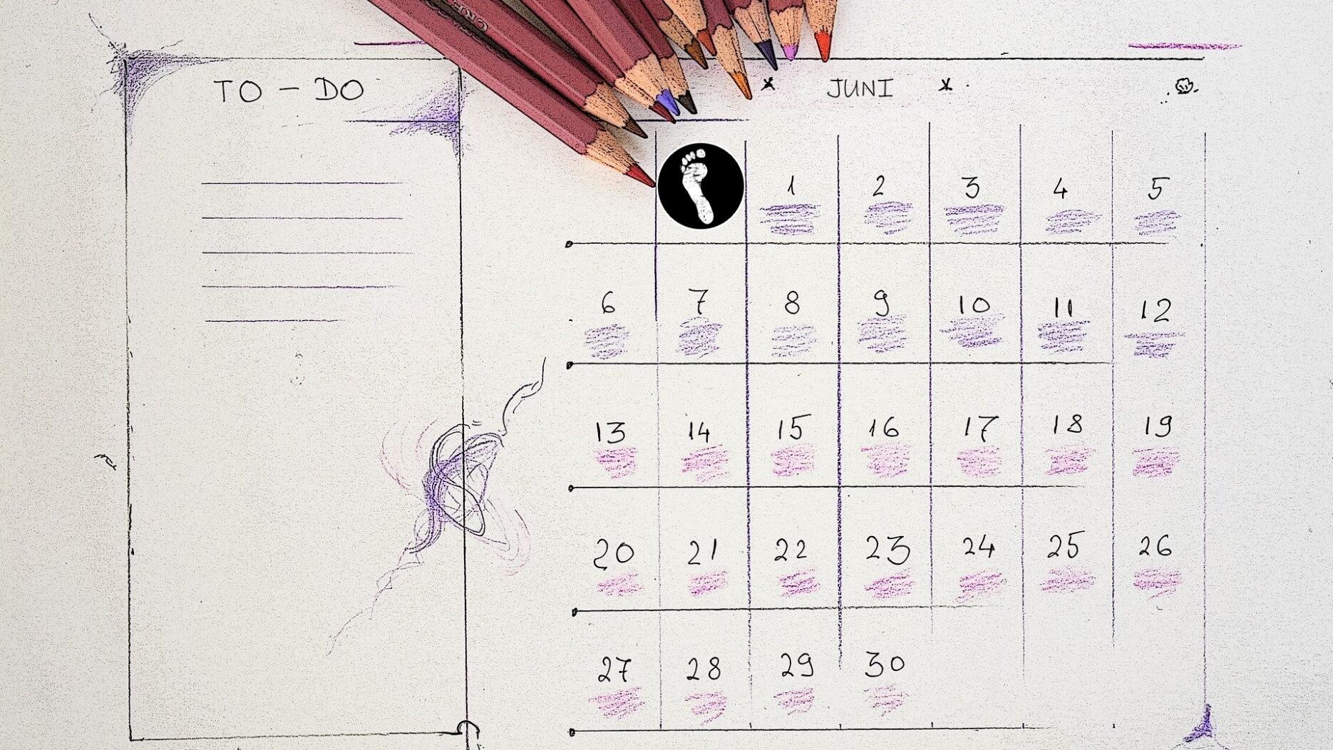 Juni 2020: 1 Monat - 10 Dinge